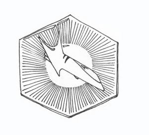 SPACOM Scout Badge